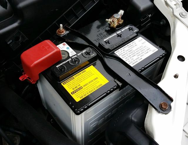 Baterias de carro e suas diferenças