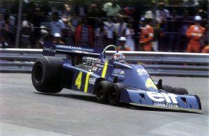 F1 seis rodas