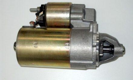 Motor de partida. Os defeitos mais comuns!