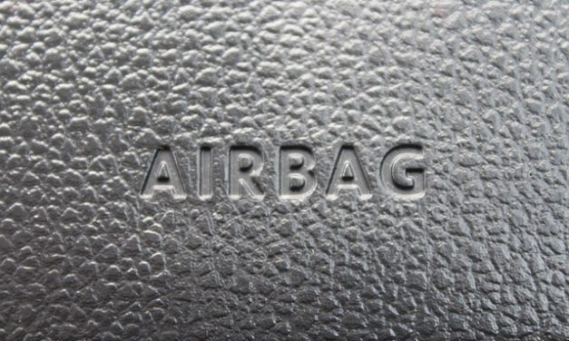 Luz do Airbag do Focus acesa