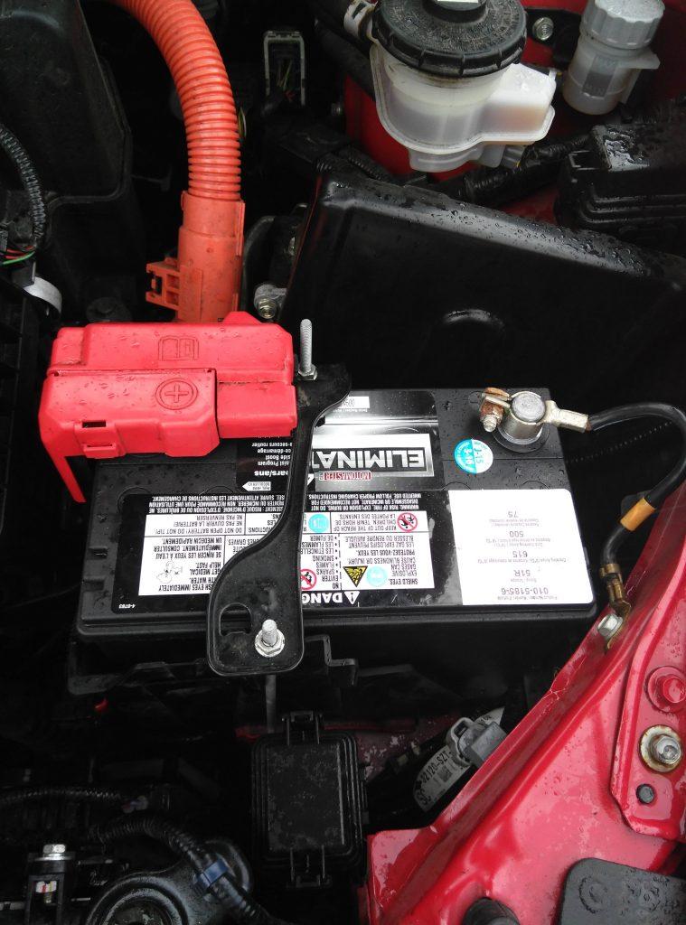trocar-bateria do honda fit